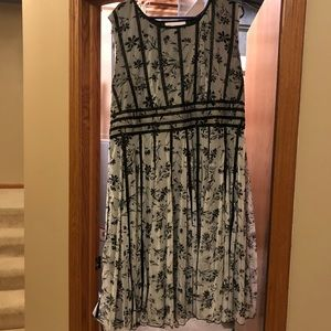 Women's Knee Length Dress Size 18W